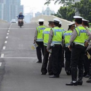 Cara menghindari razia polisi