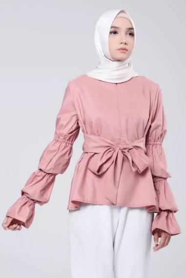 Model pakaian atasan terbaru 2018