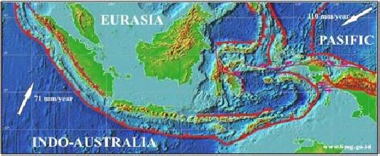 Gambar Mengenal Bahaya Gempa Bumi Bagi Manusia