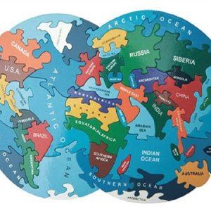 Gambar Objek Studi dan Aspek Geografi