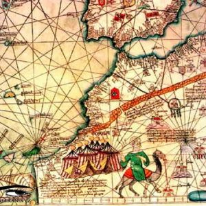 Gambar Contoh Sejarah Geografi