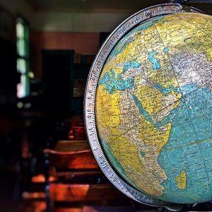 Gambar metode pendekatan geografi