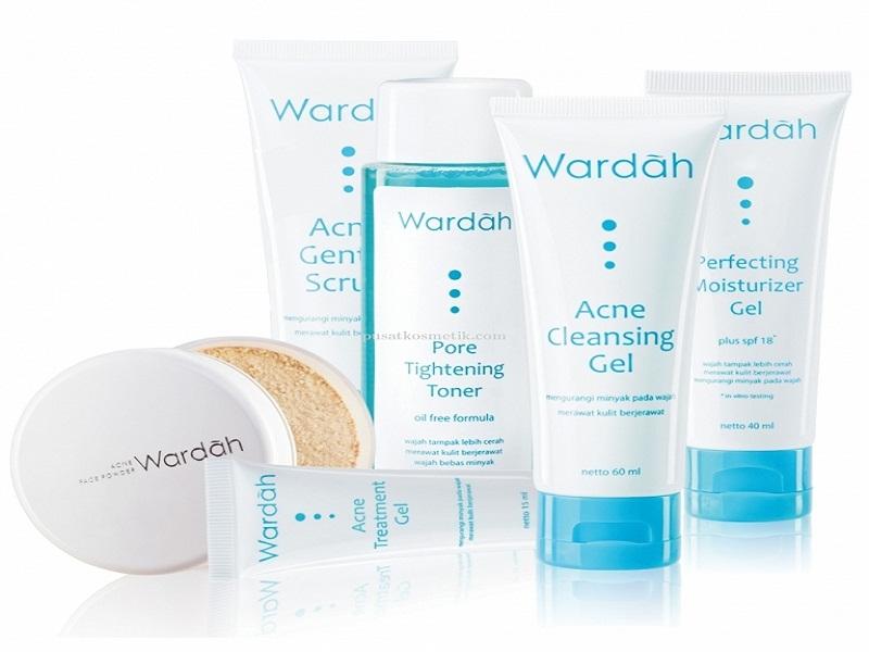 Cara Memakai Wardah Acne Series yang Benar