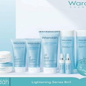 Pakai Wardah Lightening Series Malah Jerawatan