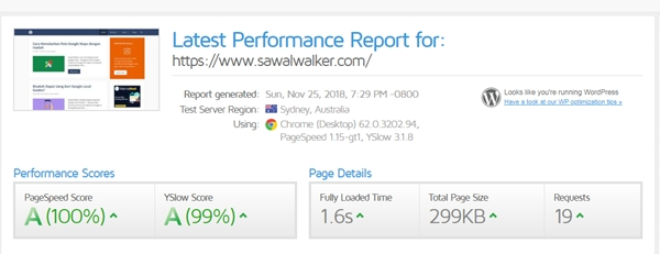 review hosting warnahost