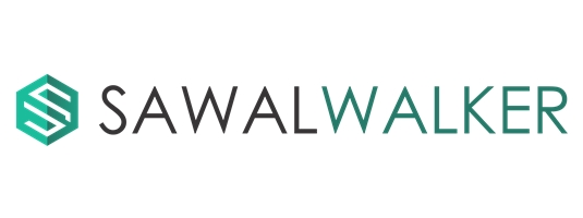 logo original + title sawal walker
